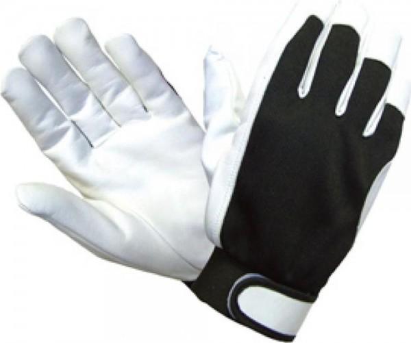 Feinlederhandschuh Power Grip II VPE 60 Paar