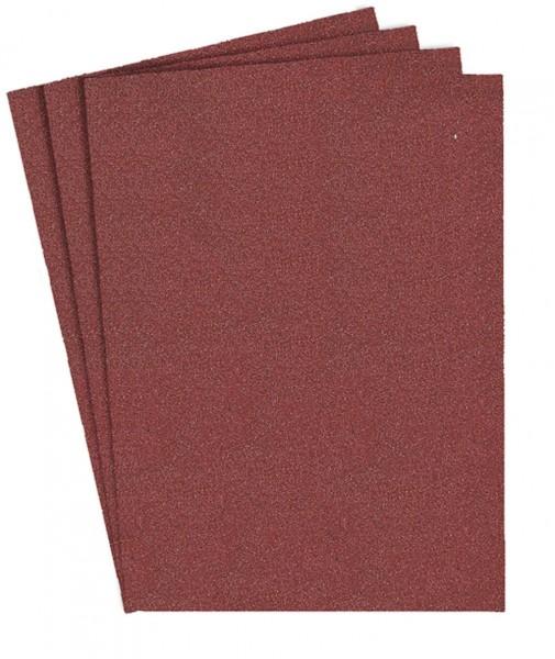 Klingspor Schleifpapier PS 22 kletthaftend 80 x 133 Lochform GL1