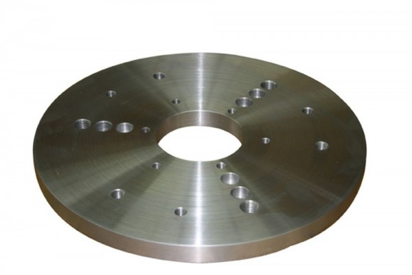 JAVAC Montageplatte für Spannfutter