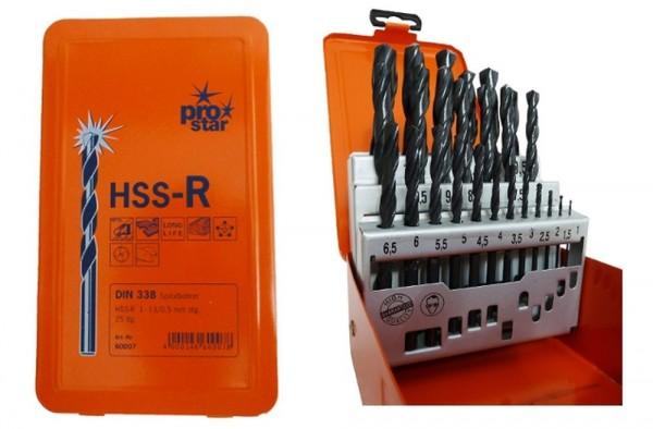 Bohrerkassette HSS - R