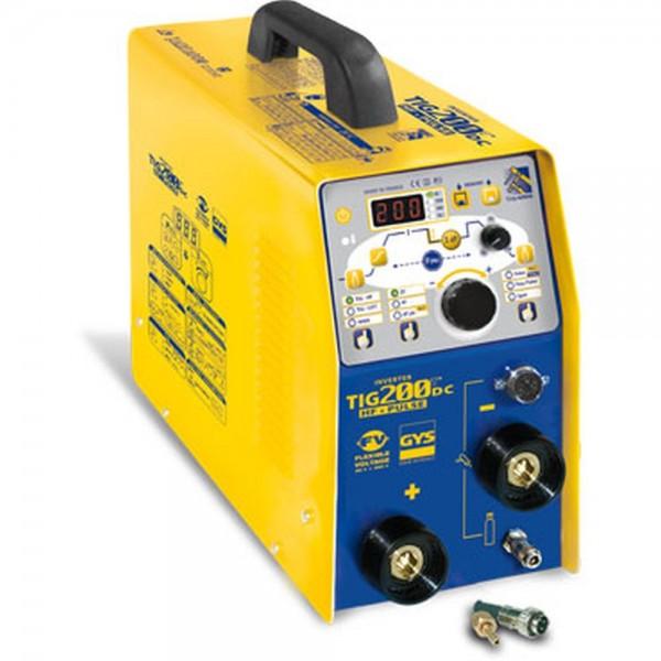 GYSMI TIG 200 DC HF FV mit Zubehör