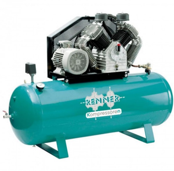 Industrie Kolbenkompressor RIK 200/750 D