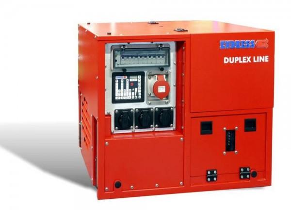 ESE 608 DHG ES Duplex Silent DIESEL Elektrostart