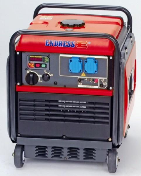 Stromerzeuger Silent Line ESE 4500 T