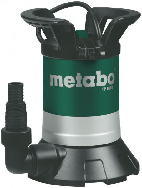 Klarwasser Tauchpumpe TP 6600
