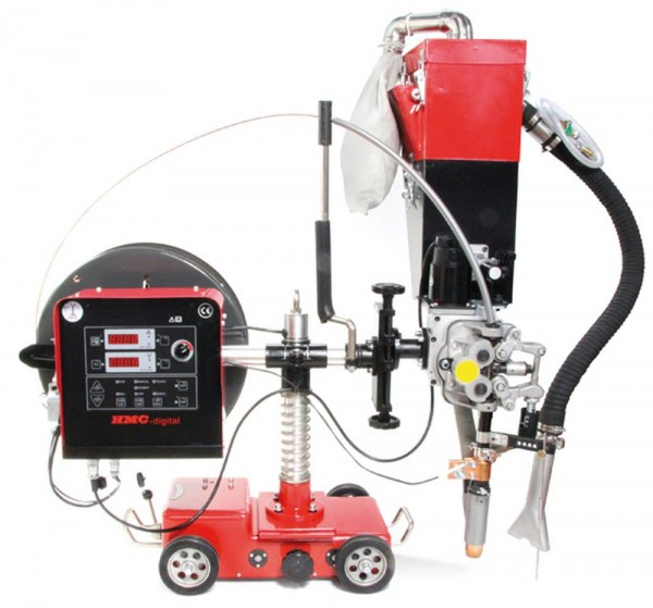 HM-Serie Stromquelle und UP-Traktor