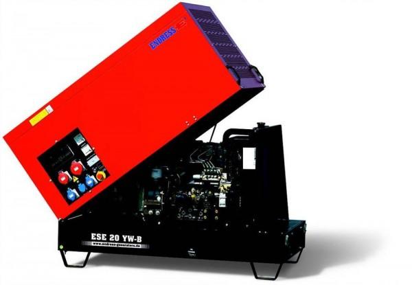 Generator ESE 15 YW-B wassergekühlt