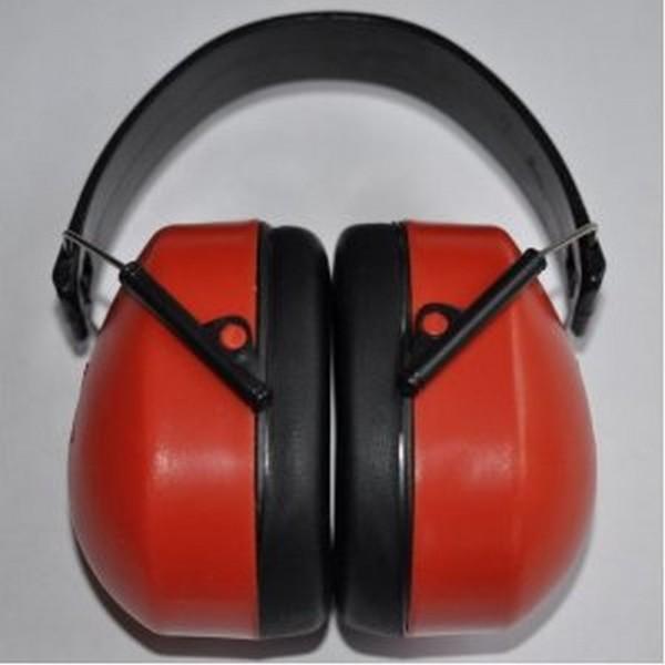 Gehörschützer UNI rot