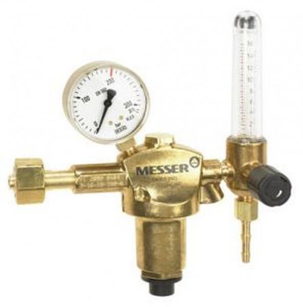 Druckminderer Stickstoff mit Mengenmesser 0 - 16 l/min