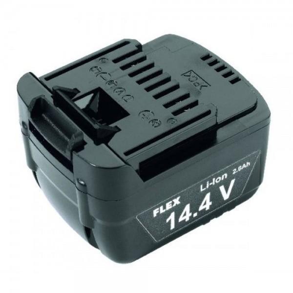 Li-Ion Akku Pack 14.4V, 2.6AH