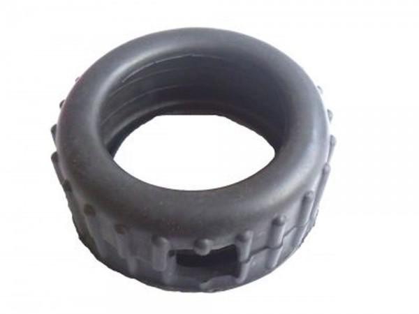 Manometerschutzkappe DIN schwarz