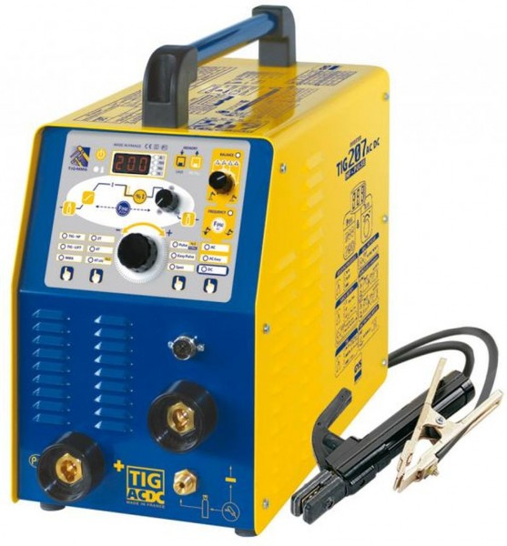 GYS GYSMI TIG 207 AC/DC HF