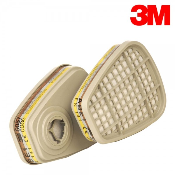 3M ABE1 Filterpatrone 6057